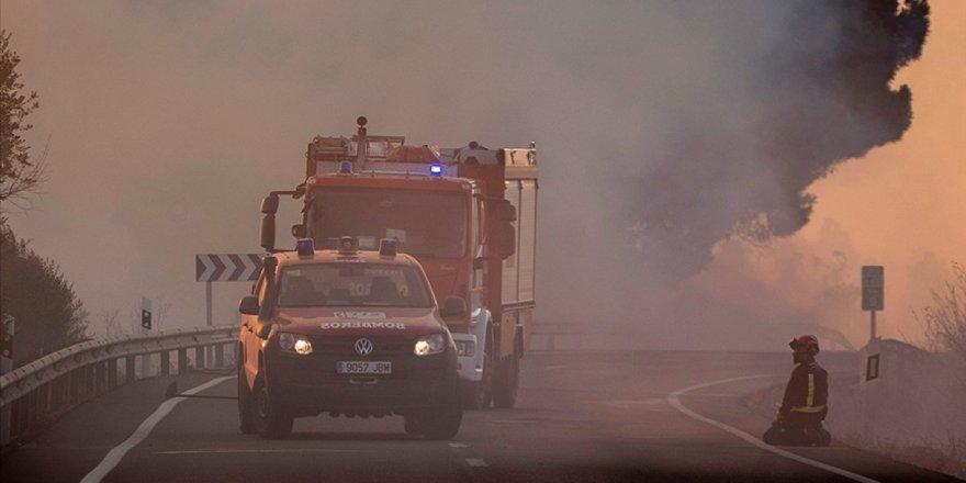 İspanya'da yangınlar yedinci gününde kontrol altına alındı