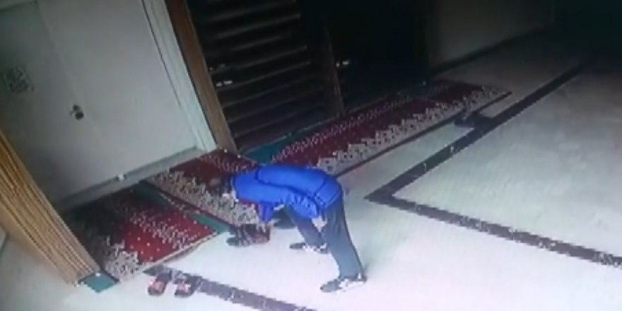 Trabzon'da cemaatin iyi niyetini kötüye kullandı