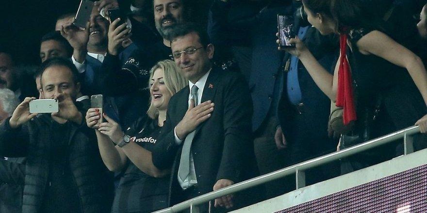 İmamoğlu, Fenerbahçe-Galatarasay derbisini tribünden izleyecek