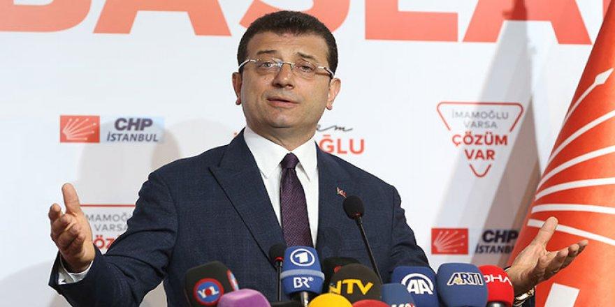 Ekrem İmamoğlu, CHP'nin Resmi Sitesine İstanbul Büyükşehir Belediye Başkanı Olarak Eklendi