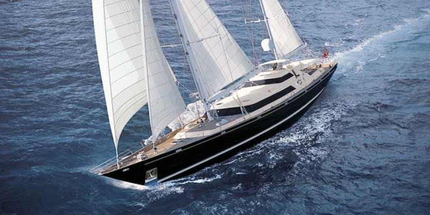 İcradan satılık lüks tekne: Fiyatı ise ...