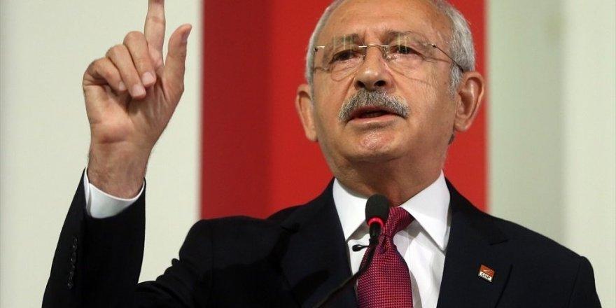 CHP lideri Kemal Kılıçdaroğlu'ndan YSK'ye sesleniş