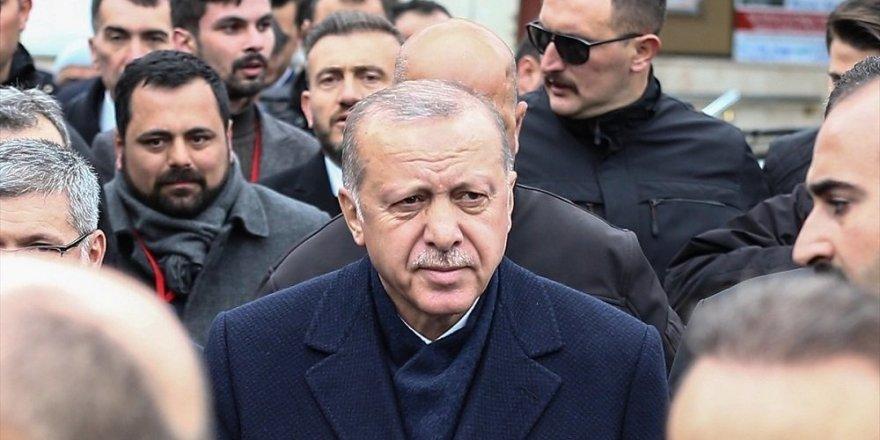 'Seçim tartışmalarını geride bırakalım' diyen Erdoğan'dan 'Türkiye İttifakı' vurgusu