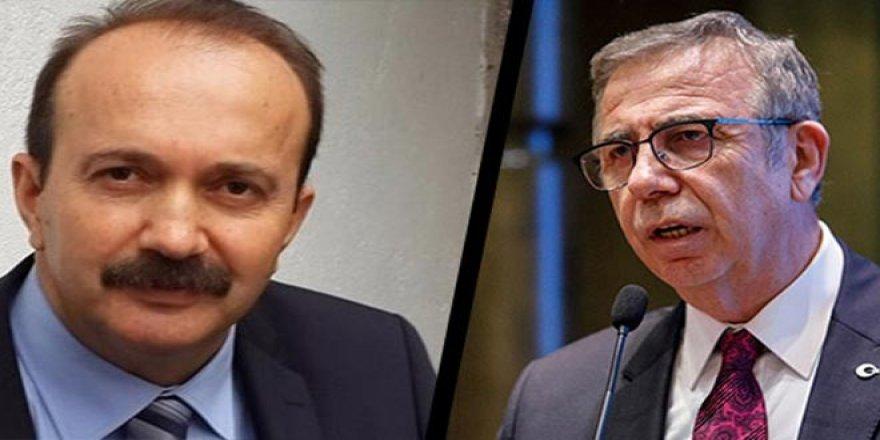 Ülkü Ocakları eski Genel Başkanı Servet Avcı, Mansur Yavaş'ın başdanışmanı oldu