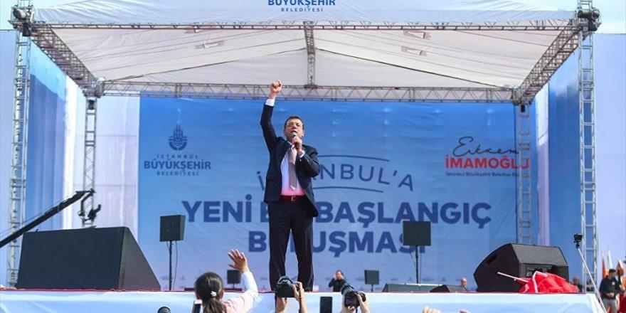 İmamoğlu'nun İstanbul buluşmasında neler yaşandı