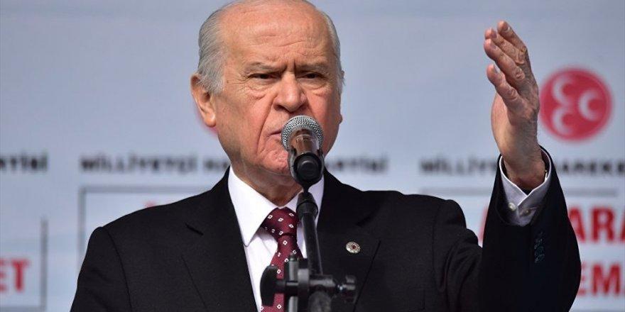 Bahçeli'den Kılıçdaroğlu'na: Siyasi parti lideri nereye nasıl gideceğini araştırmalı