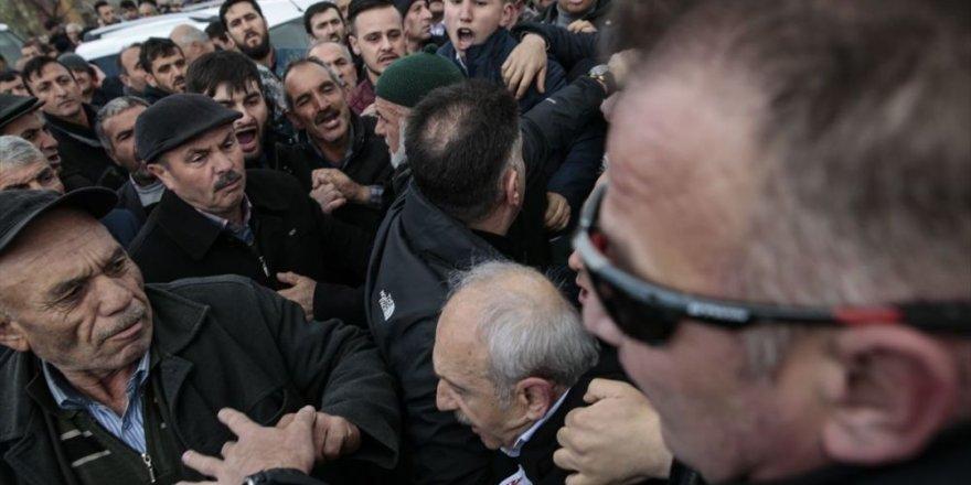 Kılıçdaroğlu'na asker cenazesinde saldırıyla ilgili 6 kişi gözaltında
