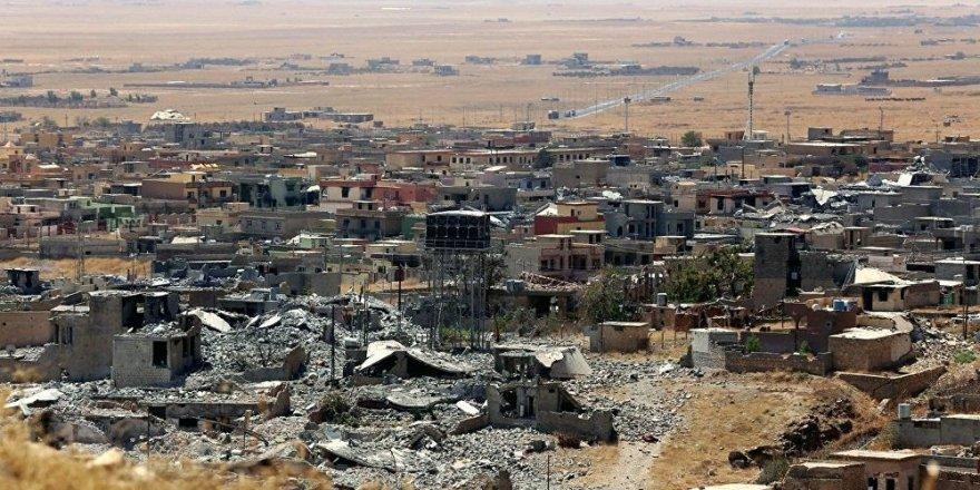 MİT operasyonuyla Sincar'da yakalanan 4 PKK'lı Türkiye'ye getirildi