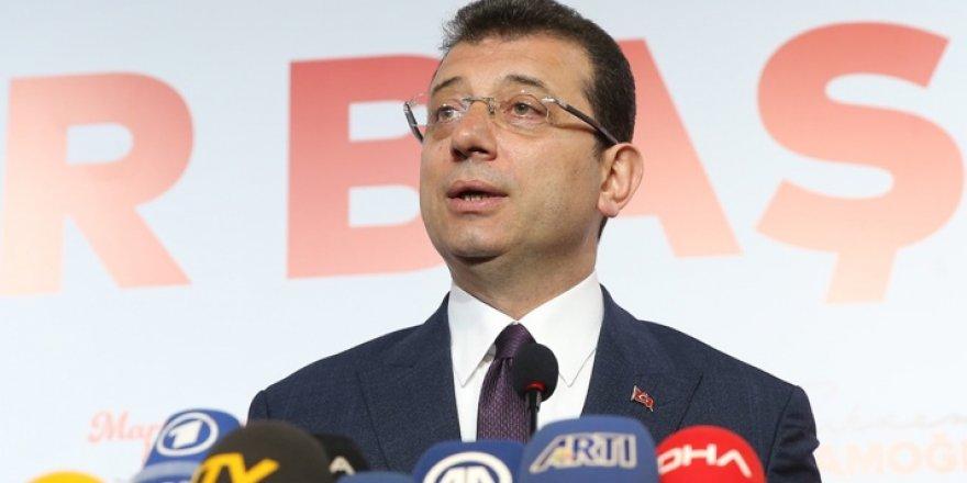 İBB Başkanı Ekrem İmamoğlu'ndan Devlet Bahçeli ve Hulusi Akar'a saldırı tepkisi