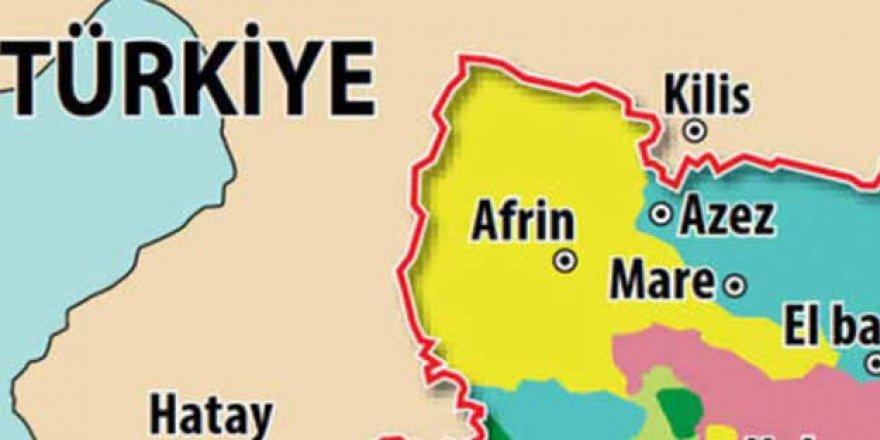 Almanları korku sardı: Afrin Hatay'la aynı kaderi yaşamasın