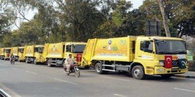 Pakistan'da Albayrak Grubu çalışanları sokağa çıktı