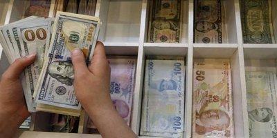 Dolar/TL yükselişte, gözler Merkez Bankası'nda