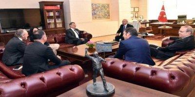 Açıklama yapmadığı için eleştiri alan TÜSİAD'dan Kılıçdaroğlu'na 'geçmiş olsun' ziyareti