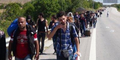 Mülteciler artık Avrupa'yı tercih etmiyor