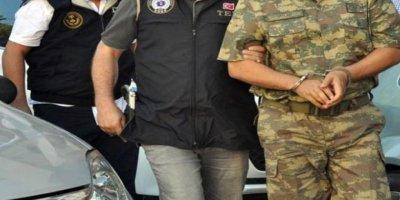 210 muvazzaf asker hakkında gözaltı kararı
