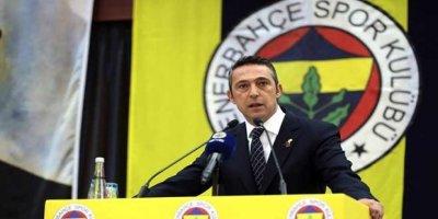 Ülker gidiyor mu! Ali Koç: Fenerbahçe stadının ismi değişmeli