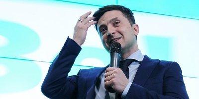 VLADİMİR ZELENSKİY: ''DONBASS'TAKİ SORUNLARIN ÇÖZÜMÜ İÇİN RUSYA İLE GÖRÜŞMELERE HAZIRIM''