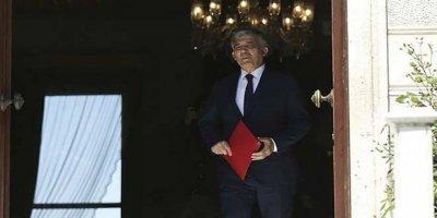 Abdullah Gül'e Saray sansürü: Geçmişi silindi