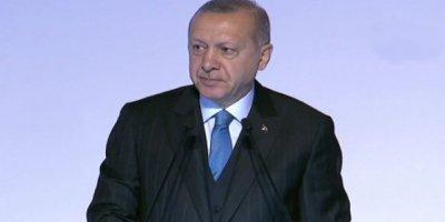 Erdoğan'dan çok sert mesajlar: Bize parayla verilmeyen terör örgütlerine veriliyor