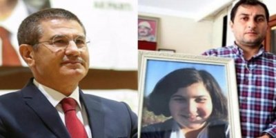 Rabia Naz'ın babasının akıl hastanesine yatmasını, olayı örtbas etmek isteyen Nurettin Canikli istemiş!