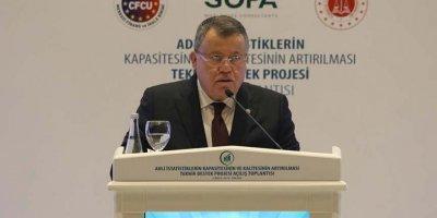 Yargıtay Başkanı: Erdemli toplum için yönetimin bilgili kişilerde olması gerek