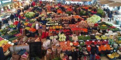 Nisan ayı enflasyon rakamı açıklandı