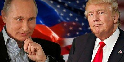 TRUMP'IN MOSKOVA-WASHINGTON İLİŞKİLERİ İLE İLGİLİ AÇIKLAMASINA RUSYA'DAN YANIT GELDİ