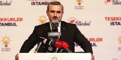 AK Parti İstanbul Başkanı Şenocak: İstanbul'un AK Partili bir belediye ile yönetileceğini temenni ediyoruz