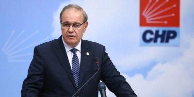 CHP Sözcüsü Faik Öztrak: Millet iradesine darbe yapanlara izin vermeyeceğiz