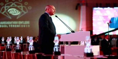 İş insanlarına seslenen Cumhurbaşkanı Erdoğan neden 'Bizi jilet kazır gibi kazırlar' dedi?