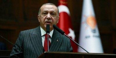 Cumhurbaşkanı Erdoğan'dan ABD'ye: Yaptırım konuşulması kabul edilebilir değil