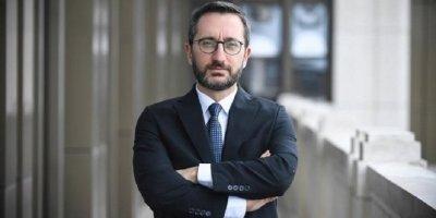 Fahrettin Altun'dan Alman gazeteciye S-400 yanıtı: Satın alma işlemi tamamlandı