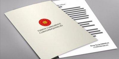 Cumhurbaşkanı Atama Kararları Resmi Gazete' de