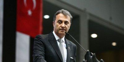 Fikret Orman: Bu seçimin kazananı Beşiktaş'tır, yeni dönemde daha radikal olacağız