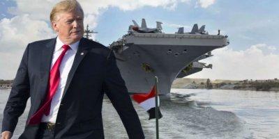 ABD'den İran'a Gözdağı: Ortadoğu'ya 120 Bin Asker Göndermeyi Planlıyor