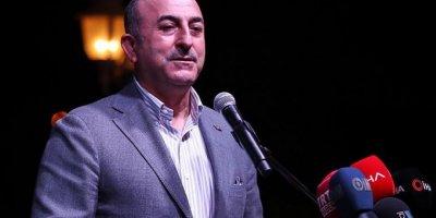 Çavuşoğlu: Suriye'de Anayasa Komitesi konusunda anlaşmaya yakınız