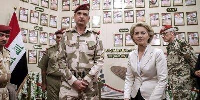 Almanya ve Hollanda, Irak'taki askeri eğitim faaliyetlerini durdurdu