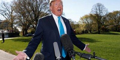 Trump: İran yakında konuşmak isteyecek