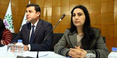 HDP'de Beraat! Eski Eş Genel Başkanlar Demirtaş ve Yüksekdağ'ın İftira Davası Sonuçlandı