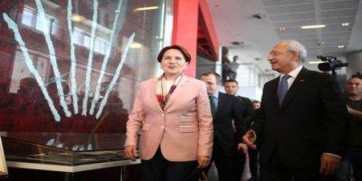 Cumhurbaşkanlığı'ndan Kılıçdaroğlu ve Akşener'e Davet