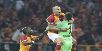 Galatasaray'ın Aslanı Kral Tahtında