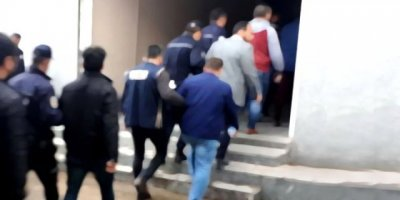 Dışişleri Bakanlığı'nda FETÖ Operasyonu Gözaltılar Var