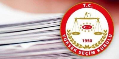 YSK, İstanbul İçin Gerekçeli Kararı Açıkladı