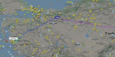 İstanbul Havalimanlarında İniş ve Kalkışlar Aksıyor, Uçaklar Yönlendiriliyor