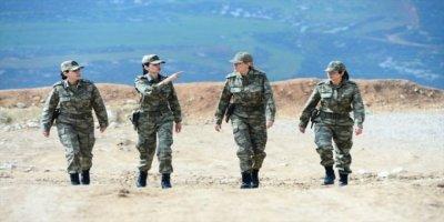 MHP'den Kadınlara da Askerlik İzni Verilsin Teklifi