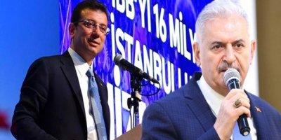 İstanbul Büyükşehir Belediye Başkanı Adayı Ekrem İmamoğlu, Habertürk TV'nin Konuğu Oldu