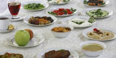 Bakanlıktan Sağlıklı Bayram Sofrası Önerisi