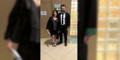 Avukat Tuğçe Çetin Aynı Kıyafetlerle Adliyeye Geldi