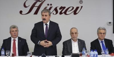 'Yargı Reformu Strateji Belgesi Memnuniyet Verici Bir Paket'