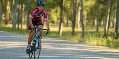 Genç Bisikletçi Babasının Vasiyeti İçin Vites Yükseltti